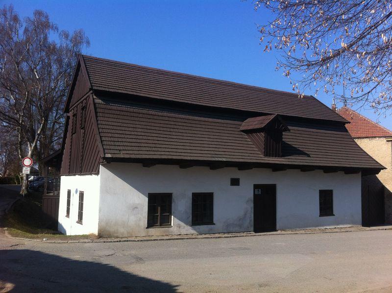 Rodný domek F.V.Heka